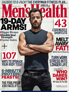 Justin Theroux Mens Health UK