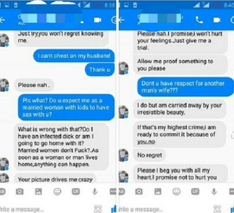 Chat With Married Woman