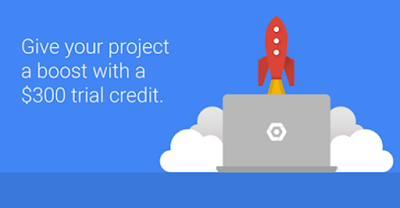 Google Cloud Platform Free Trial Credit