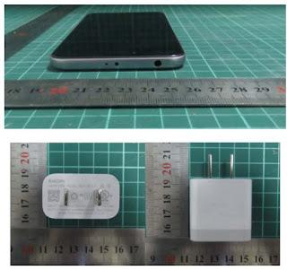 Redmi Note 5A Prime sides