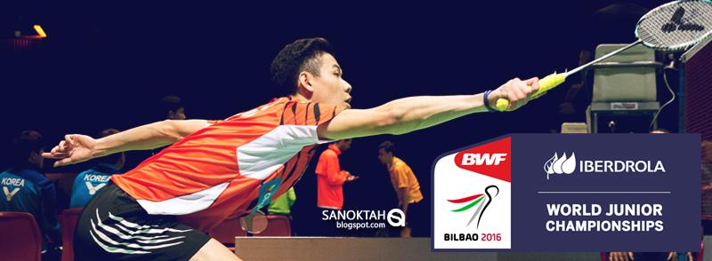 Badminton Remaja Dunia 2016