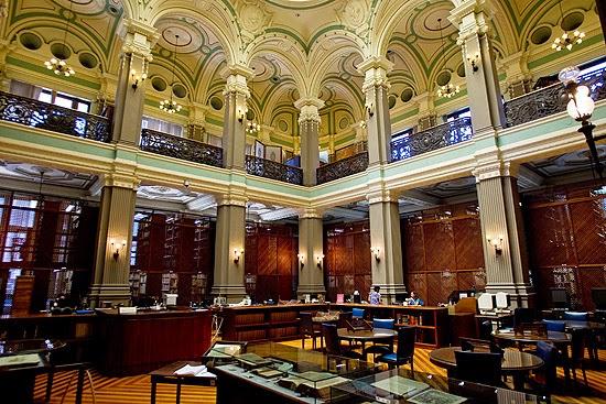 Biblioteca nacional, linda!