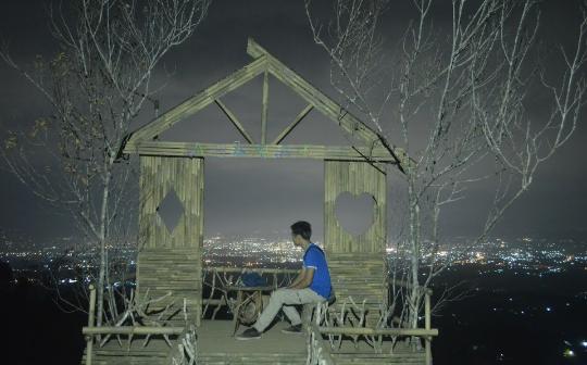 Wisata Bukit Agaran Melung Obyek Wisata Purwokerto Baturaden Wisata Terbaru