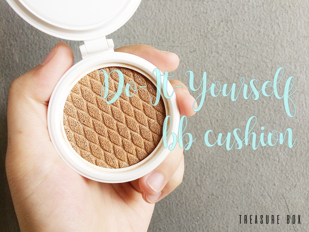 My Diy Bb Cushion Fit For Oily Skin Lensa Indonesia