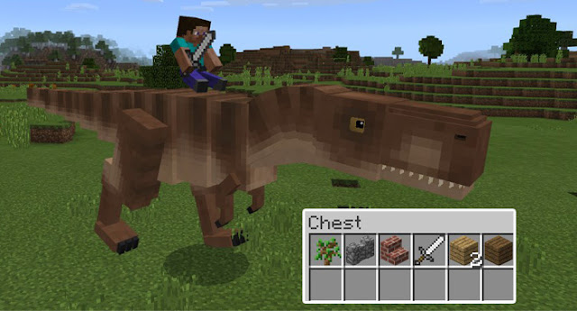 Tải game Minecraft – Pocket Edition Mod cho Android