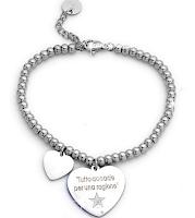 Logo BeLoved: vinci gratis un esclusivo bracciale con incisione