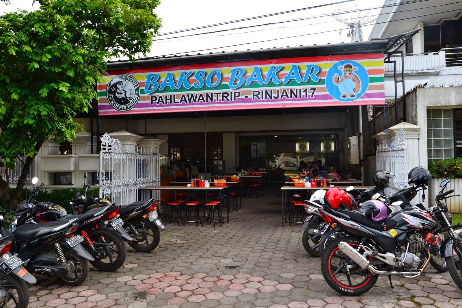 Culinary Baso Bakar N Journal