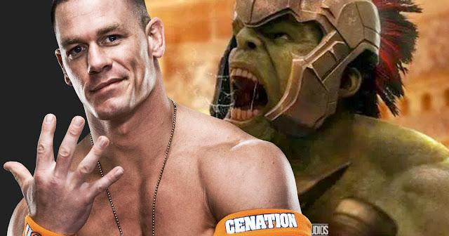John Cena saldrá en Thor:Ragnarok