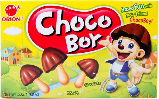 Chocolate de cogumelo