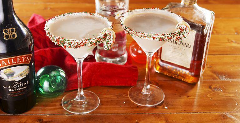 Sugar Cookie Martinis - food-drink-recipes.com