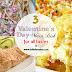 Valentine's Day: 3 Pratos Principais para todos os gostos