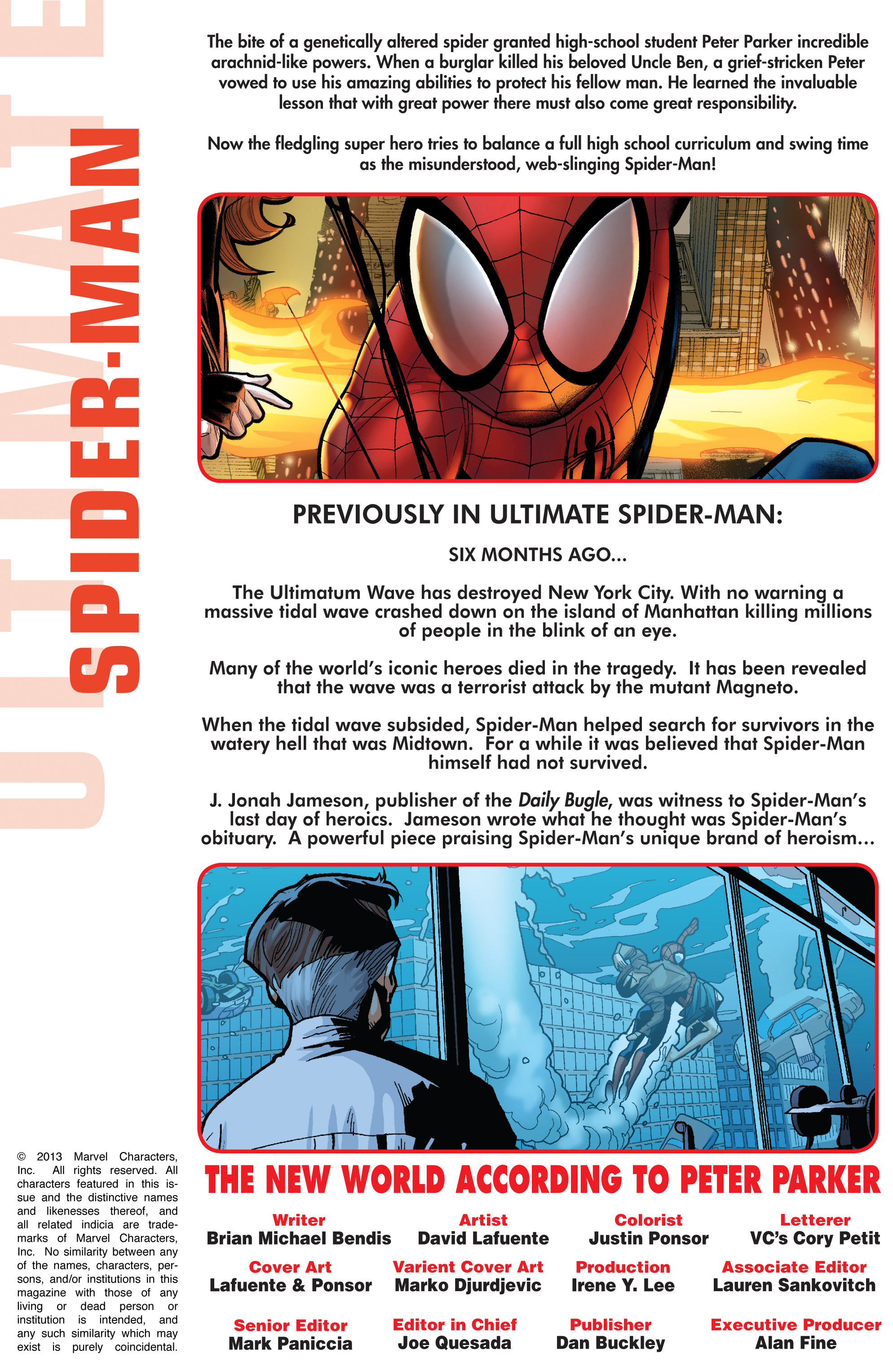 Read online Ultimate Spider-Man (2009) comic -  Issue #1 - 7