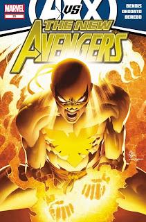 Vingadores vs. X-Men | Marvel divulga capas com mais batalhas da saga. 16