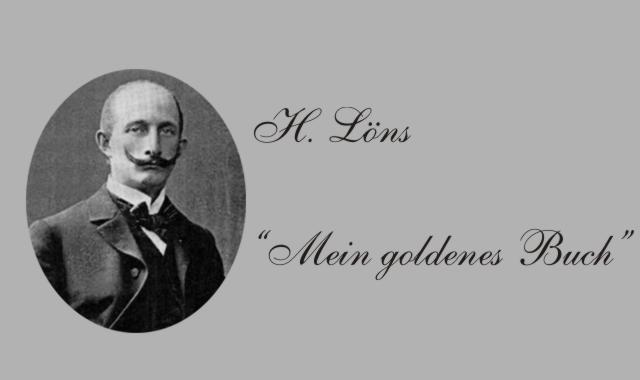 Herrmann Löns-Lyriker