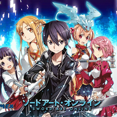 Sword Art Online Audio Español Latino | MEGA | MediaFire |