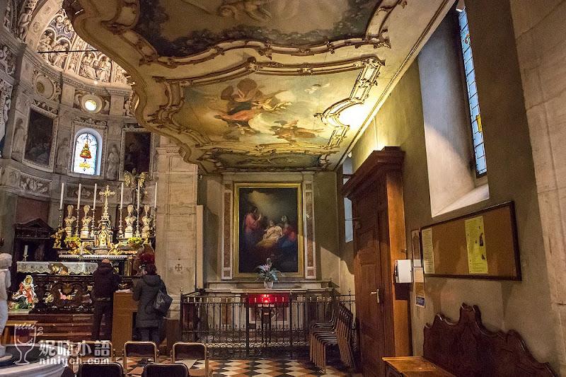 【義大利蒂拉諾景點】Santuario Madonna di Tirano。蒂拉諾聖母大教堂