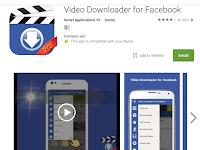 Cara Mudah Download Dan Menyimpan Video Di Facebook Dengan Android
