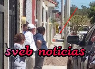 Ejecutan a 2 hombres en Fraccionamiento Balcones de Floresta en Irapuato Guanajuato
