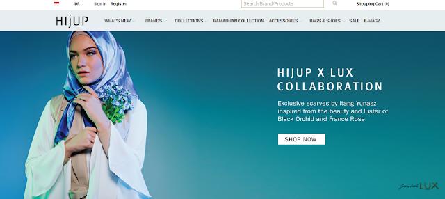 Hijab Dengan Harga Bersahabat di Hijup.com