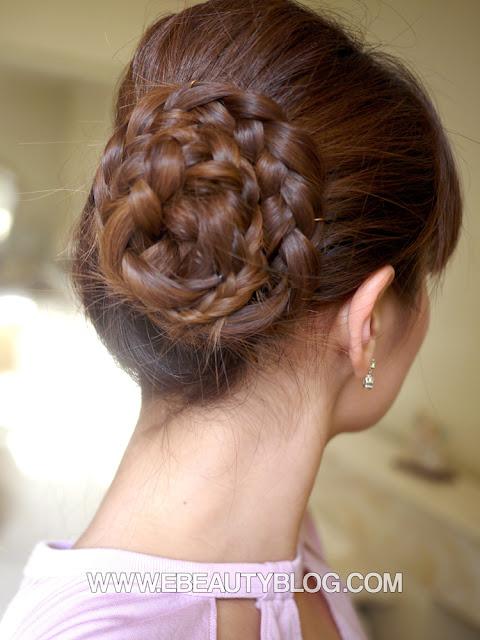 EbeautyBlog.com: Formal Prom Hair Updo Tutorial