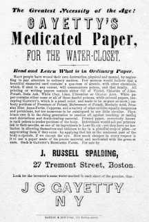 Gayetty's Medicated Paper