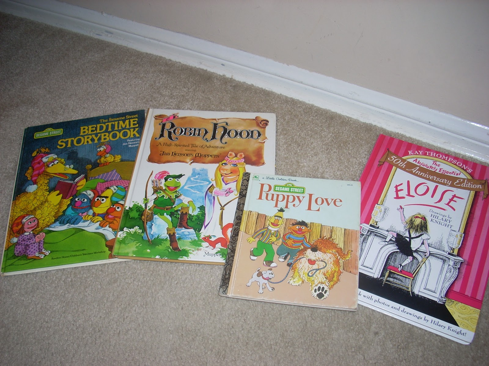 Post-Apocalyptic Homeschool: Thrifting: Used Children's Books