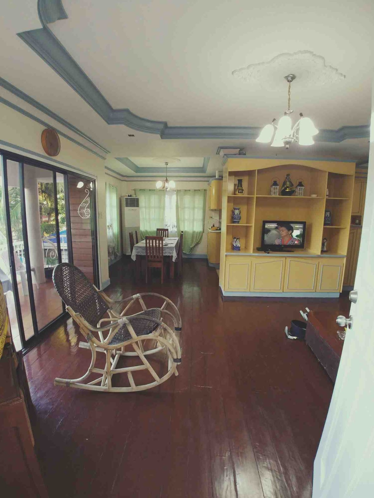 Second level common area in our house in Bohol