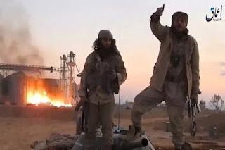 Waduh .. Kelompok ISIS Berhasil Rebut 30 Tank Milik Rusia dan Sejumlah Rudal Grad di Palmyra - Commando