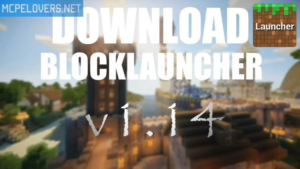 Download BlockLauncher v1.14