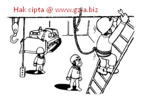 Tips Bekerja di Ketinggian (Lebih dari 2 Meter)