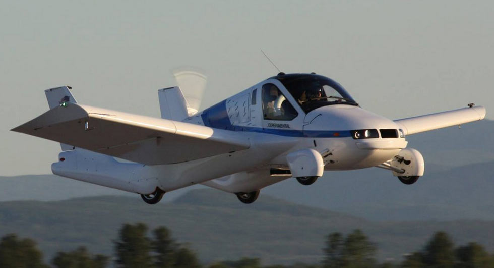 China's Geely Acquires American Builder of Flying Cars Terrafugia