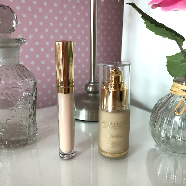 Base Products From Joan Collins Timeless Beauty