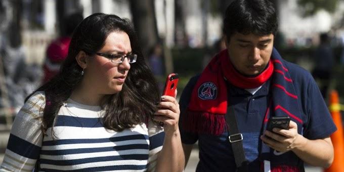 Ofrecen 2 millones de pesos a quien pueda vivir sin celular un año