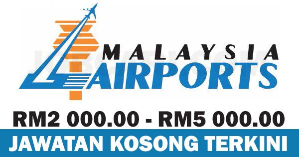 KEKOSONGAN JAWATAN DI MALAYSIA AIRPORTS MAHB