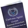 License Renewal Procedure of Customs Clearing Agent