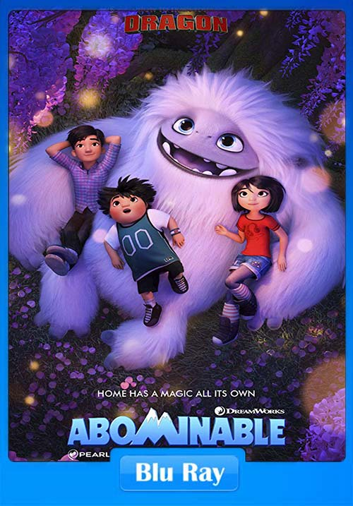 Abominable 2019 720p BluRay x264 | 480p 300MB | 100MB HEVC
