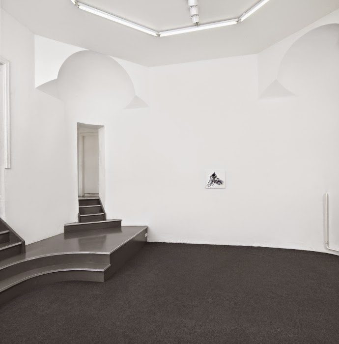 Claus Rasmussen at Tanya Leighton