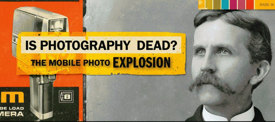 Is Photography Dead? The Mobile Photo Explosion