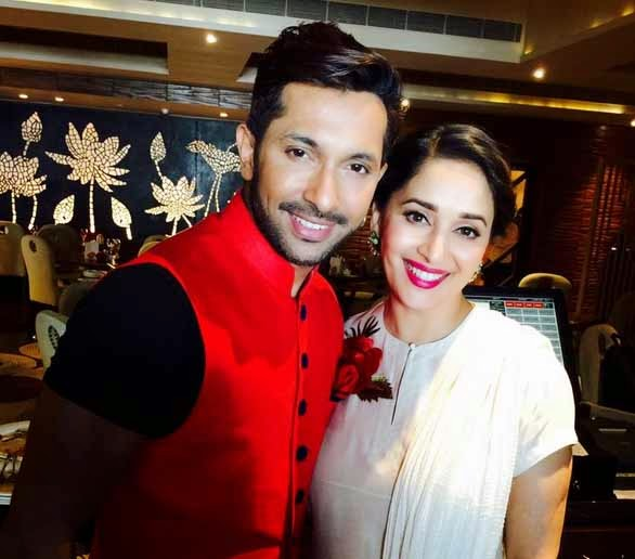 Madhuri Dixit, Terence Lewis, Madhuri Terence, contemporary dance festival, Jugnee