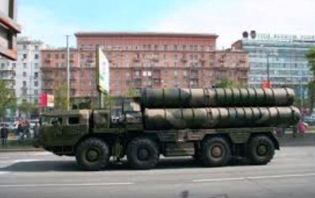 Gambar alutsista senjata sistem rudal S-300 Milik Rusia Untuk Militer Indonesia