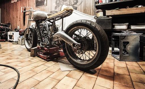 Usaha Bengkel Sepeda Motor Modal Seleda