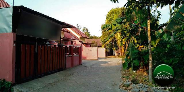 2 unit Rumah Siap Huni dekat Pasar Cebongan
