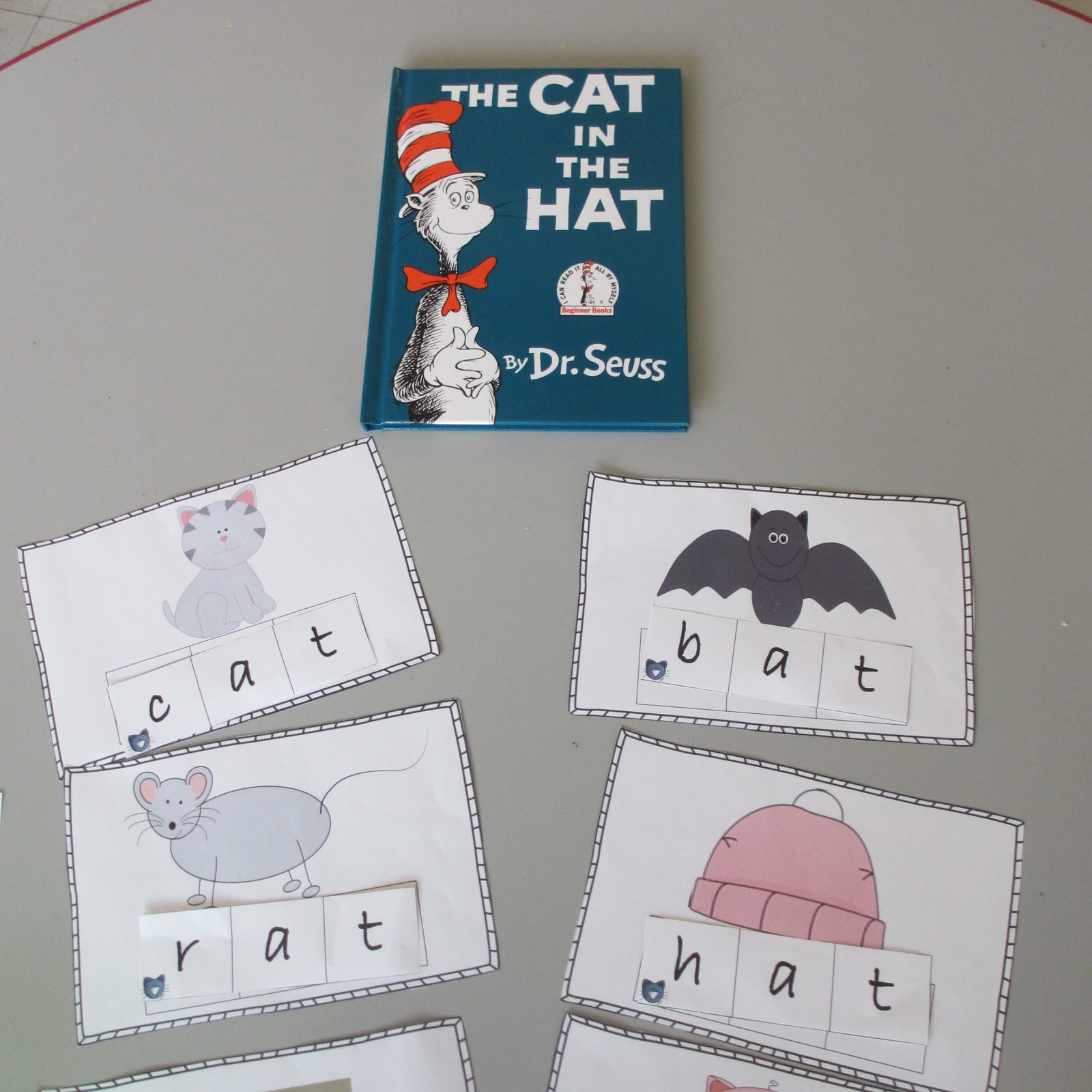 Teaching Munchkins Hats Off To Dr Seuss