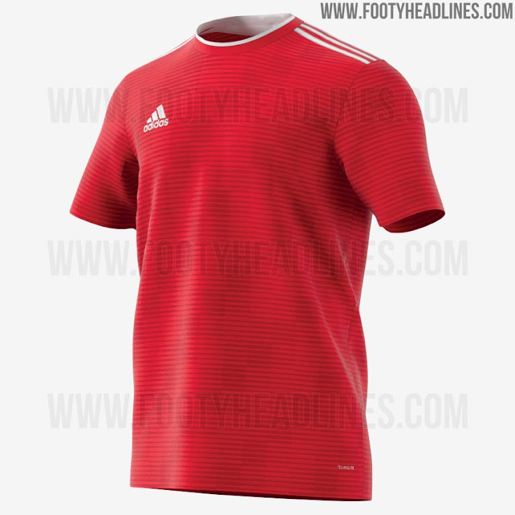 All Adidas 2018-19 Teamwear Kits Released - Footy Headlines