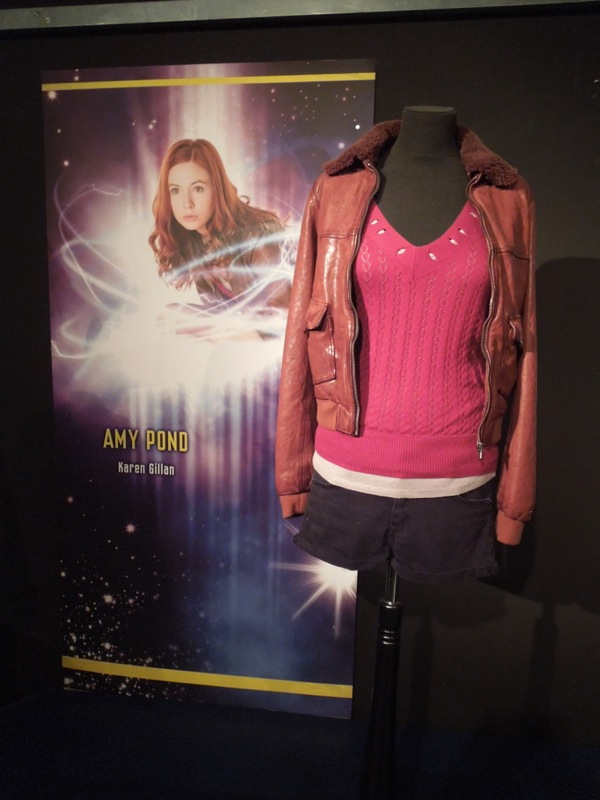 Karen Gillan Amy Pond costume Doctor Who