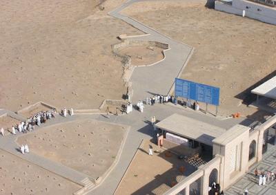 Makam Baqi' (makam para Ahlut Bait Nabi Muhammad SAW)