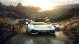 The Crew 2014 game wallpaper 1920x1080