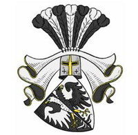 Crest of the von Zitzewitz clan (from Geni site)