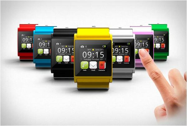 world's first smartwatch