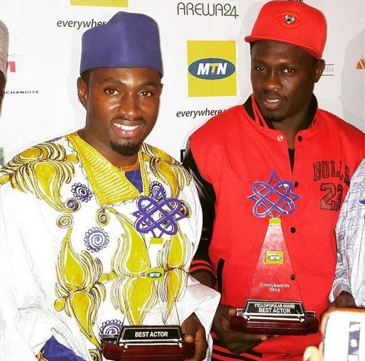 ali nuhu awards